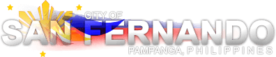 City of San Fernando Banner Logo...