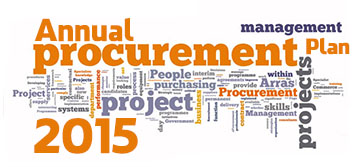 Annual Procurement Plan 2015