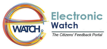 E-Watch links the government to the public...