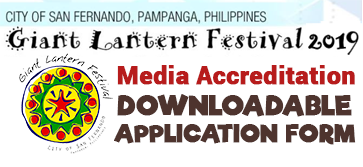 View and Download 2019 GLF Media Accrediation Form