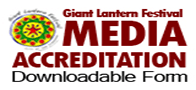 Giant Lantern Festival Media Accreditation