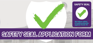 CSFP SAFETY SEAL ONLINE APPLICATION FORM