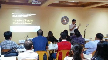 LGU City Of San Fernando, Pampanga Ready To Give Up To 100% Incentive Grant On Business