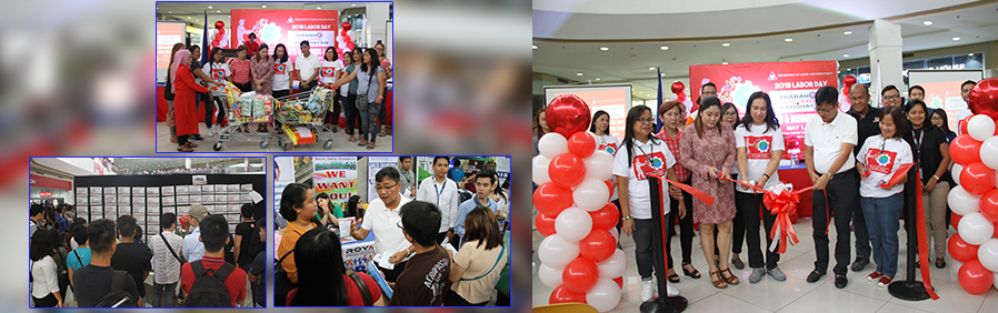 Thousands flock Labor Day Job and Business Fairs in CSF