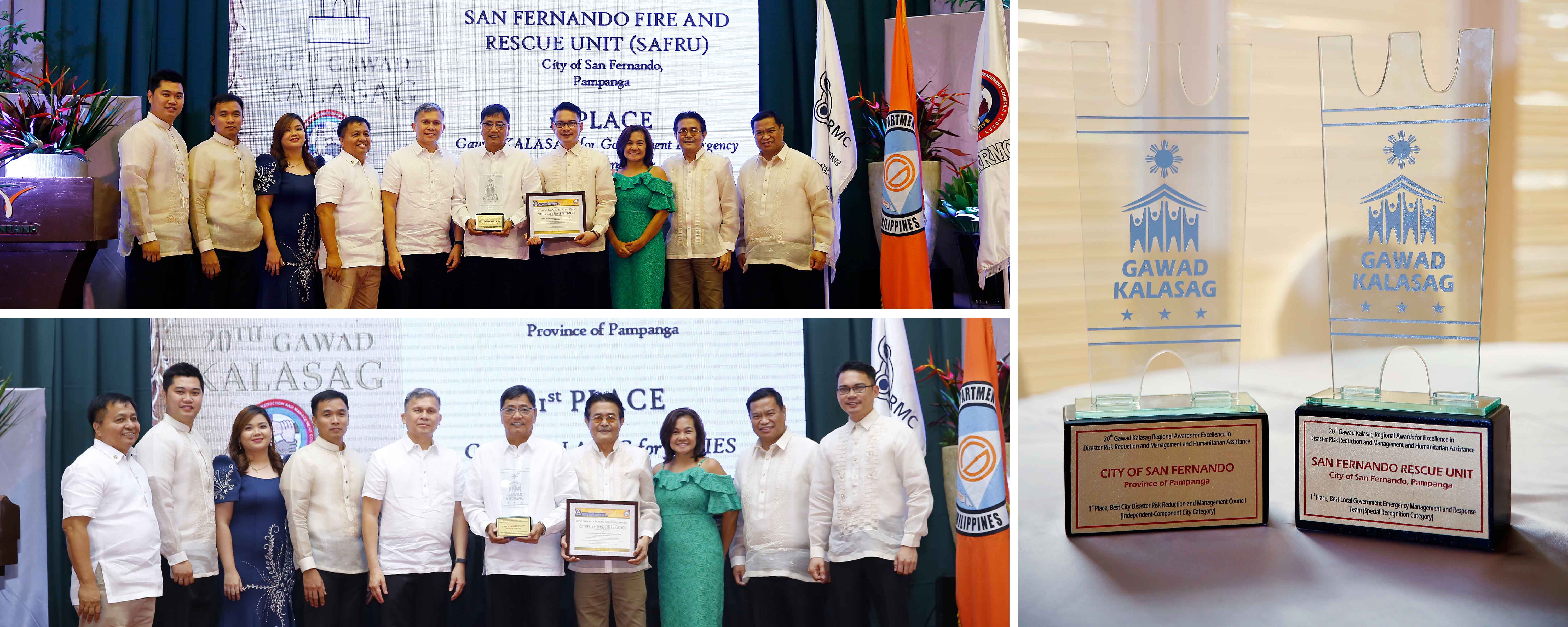 CSF wins big anew at Gawad KALASAG