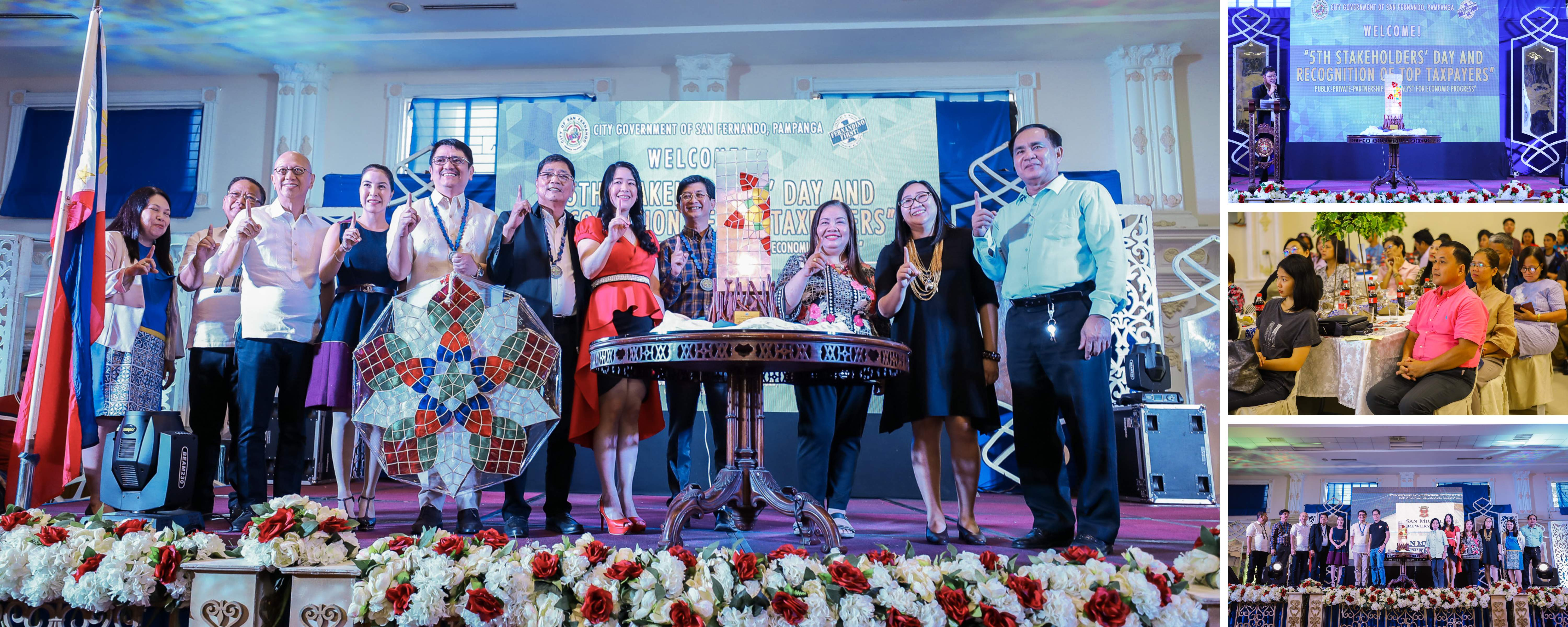 CSF recognizes taxpayers' role in community development