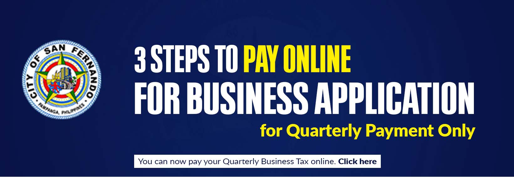 Online Payment for Business Application