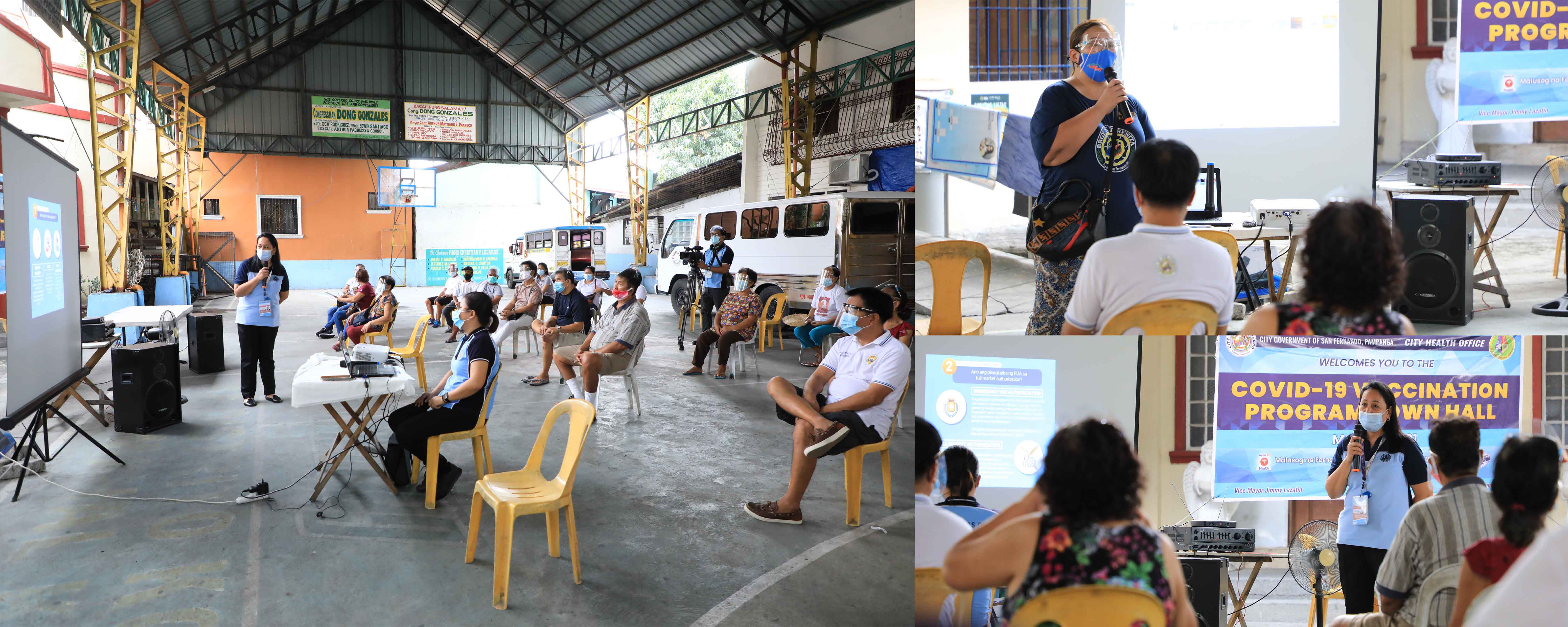 CSF intensifies vaccination campaign in barangays
