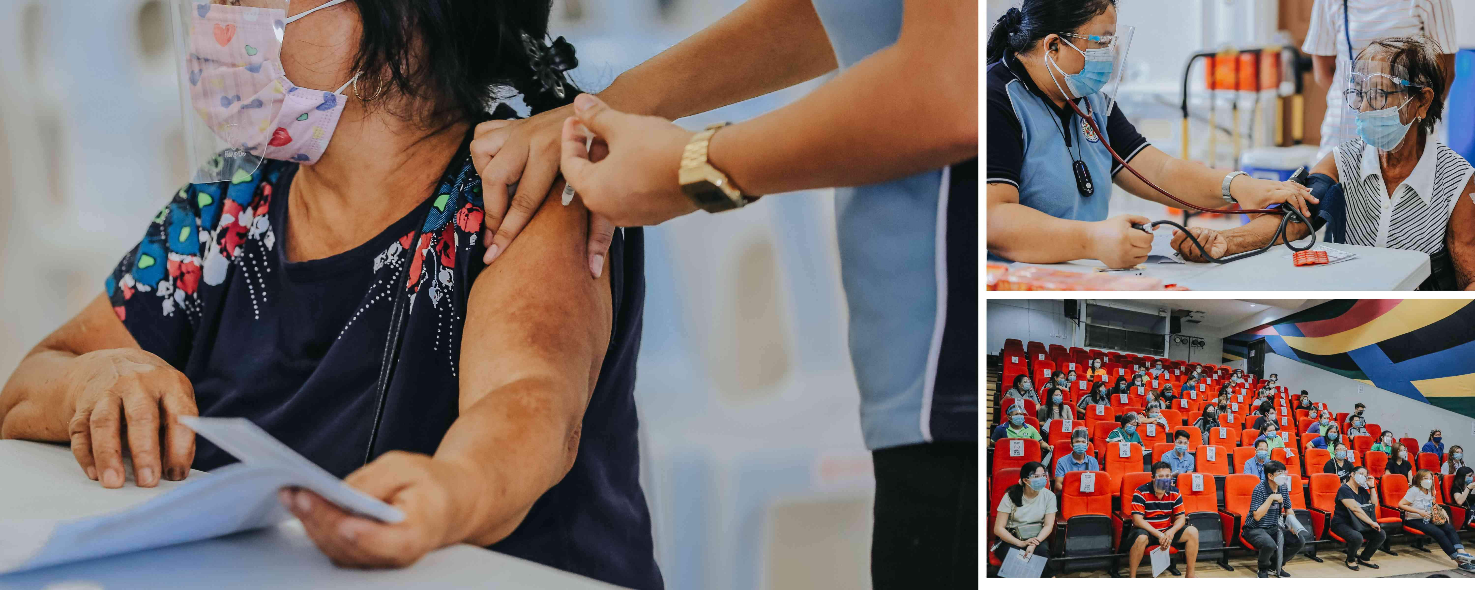 City Health ramps up vaccination drive