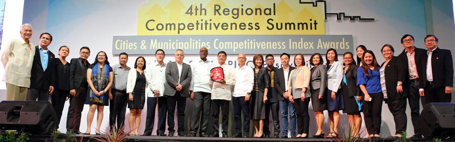 San Fernando Named Most Competitive City Anew