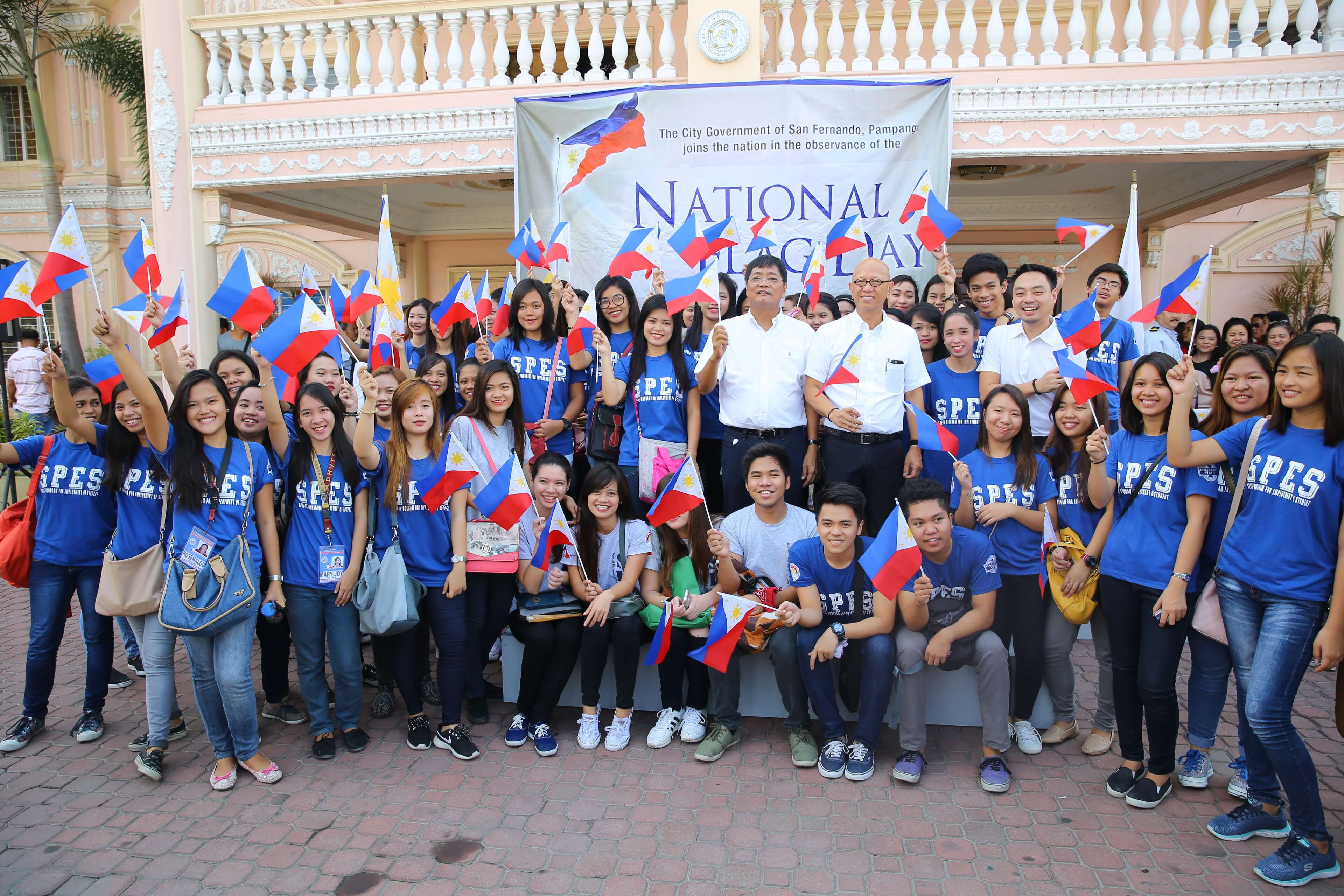 MEDSA Urges Fernandinos To Display Philippine Flags