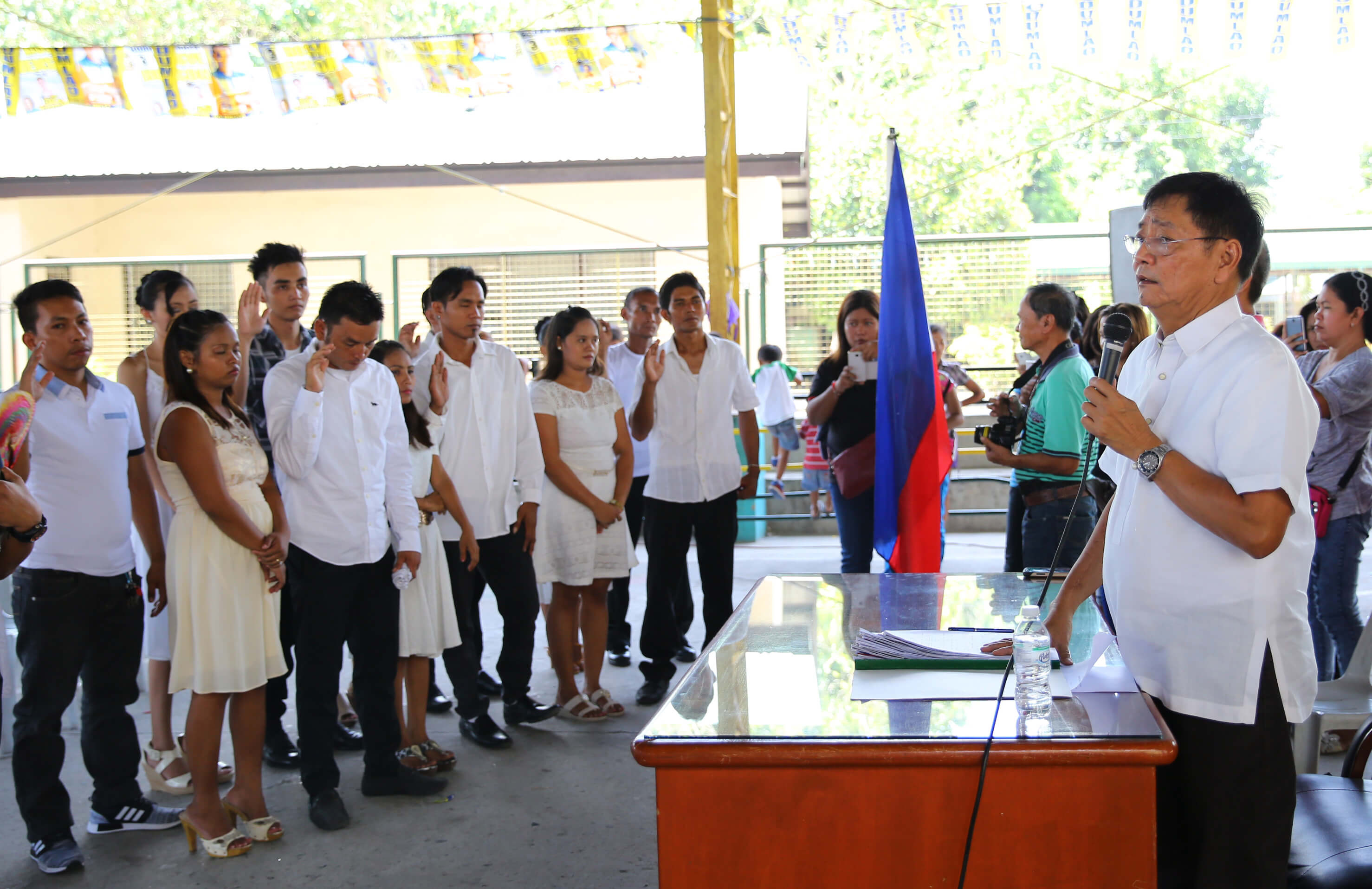 San Fernando Beefs Up Civil Registration