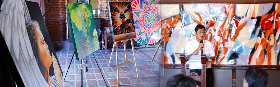 CSF holds Arts and Crafts Fair