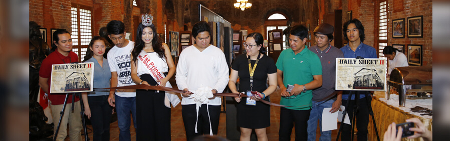 CSF Old Train Station Holds Contemporary Art Exhibit