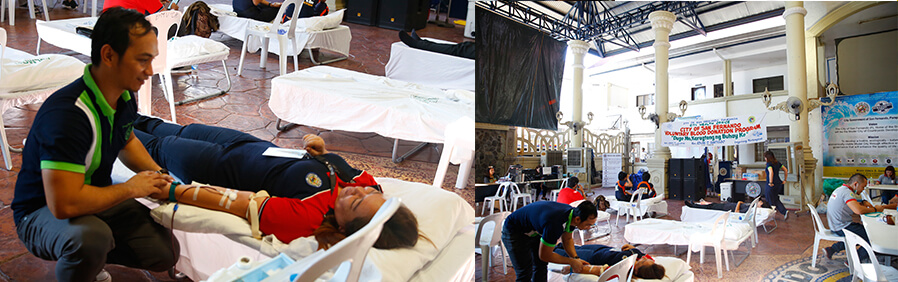 Bloodletting saves lives in CSF