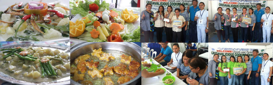 CSF promotes good nutrition