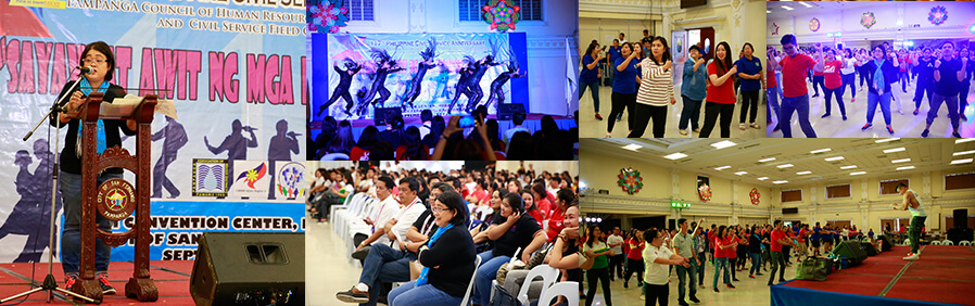 San Fernando hosts CSC's concert for a cause