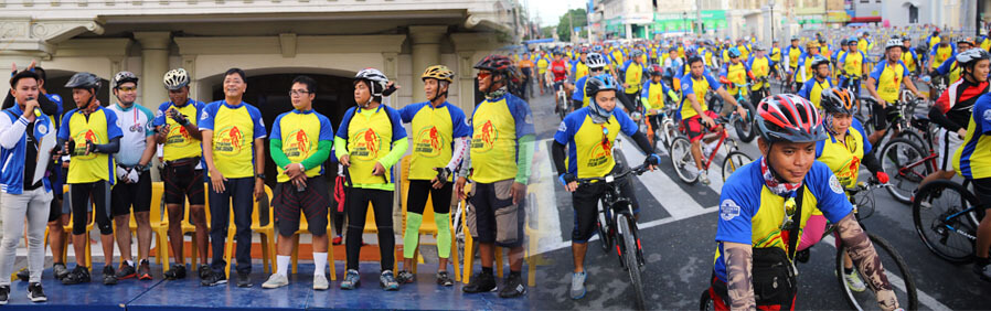 Mayor EdSa Push Plans To Make City Biker-friendly