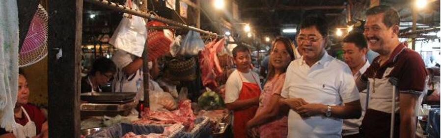 CSF To Rehabilitate New Public Market