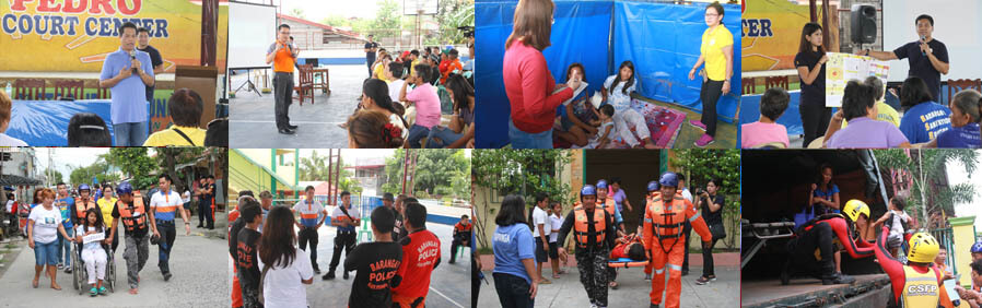 CSF conducts flood simulation drill