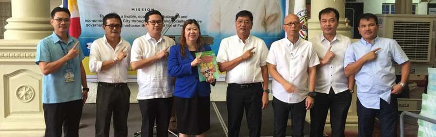 CSF Donates Disaster Preparedness Booklets