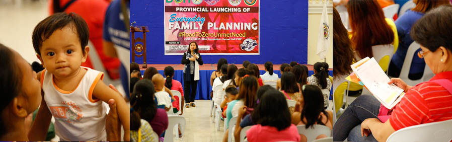 CSF promotes everyday family planning
