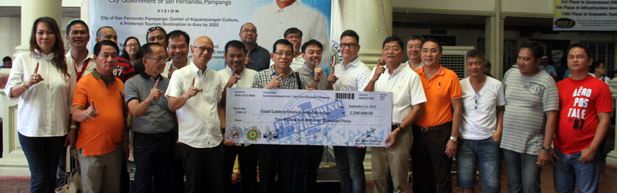 CSF Gives Subsidies To GLF Participants