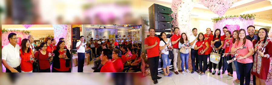 CSF holds tribute concert for LGU female employees