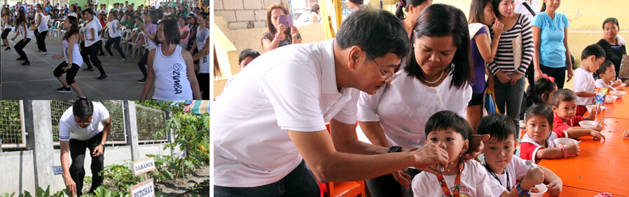 City Observes Nutrition Month