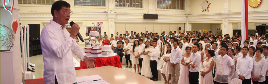 Fernandino Couples Wed On Valentine's Day