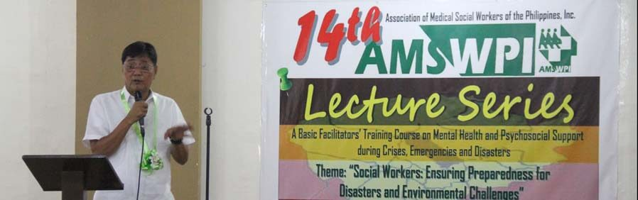 AMSWPI Conducts 14th Lecture In CSF