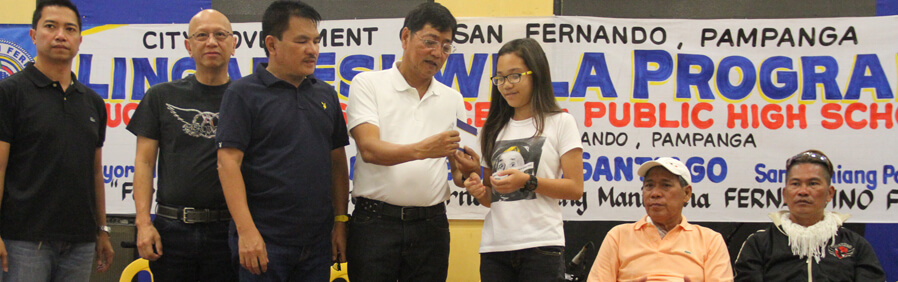 Students Benefit From Lingap Eskwela Program