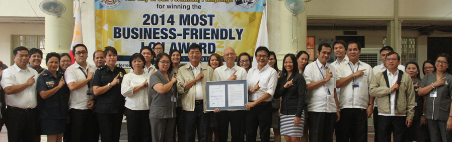 CSF Renews ISO Certification