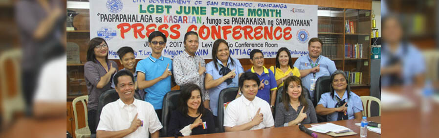 CSF celebrates LGBT Month for the first time