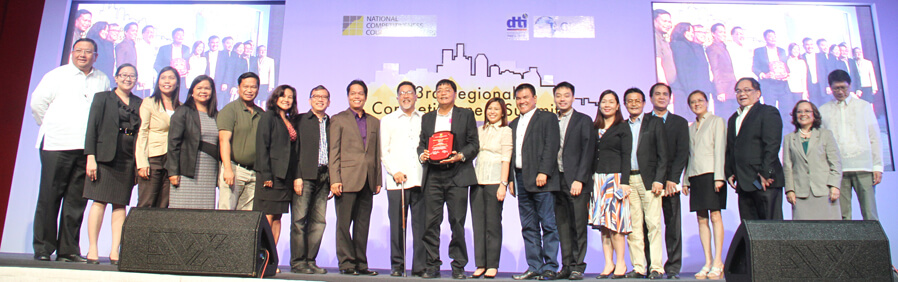 CSF Wins Most Competitive City