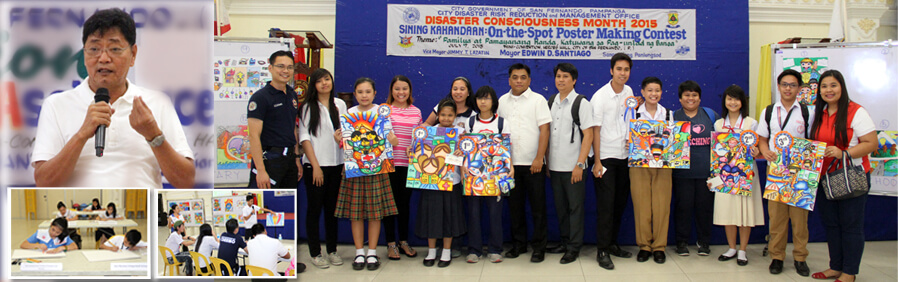 Art Contest Highlights 'disaster Consciousness'