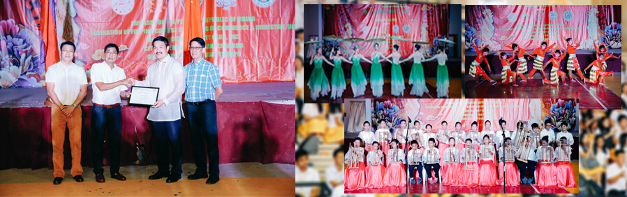 CSF holds Phil-China Traditional Cultural Fest