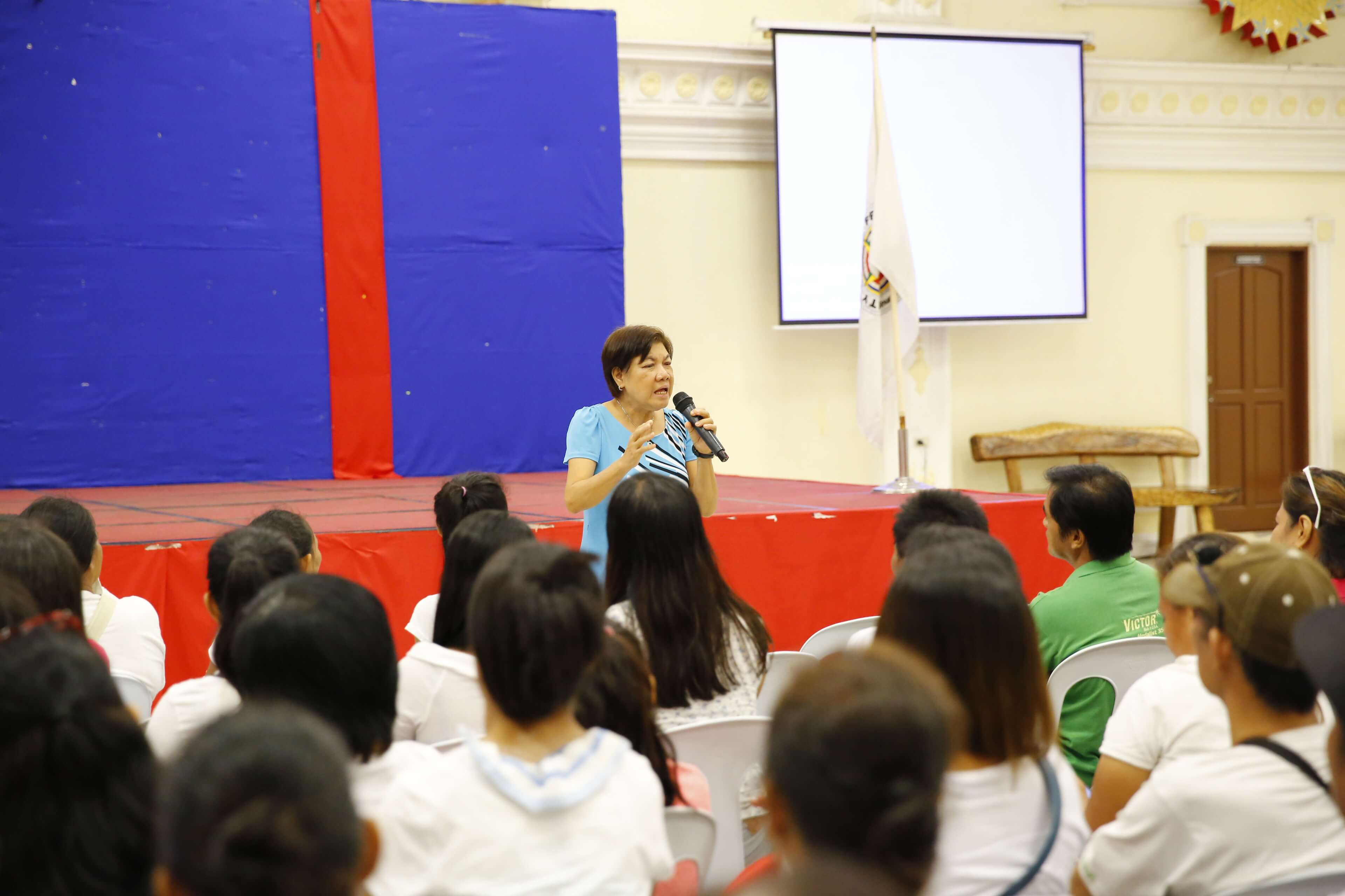 CSF Offers Livelihood Programs For Solo Parents