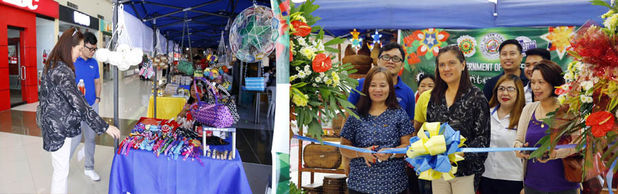 CSF Holds Month-long Christmas Trade Fair