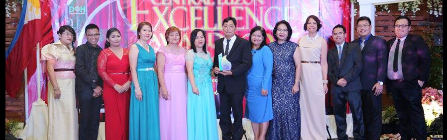 CSF Bags 5 Health Awards From DOH