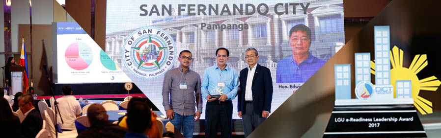 CSF bags E-readiness Leadership Award anew