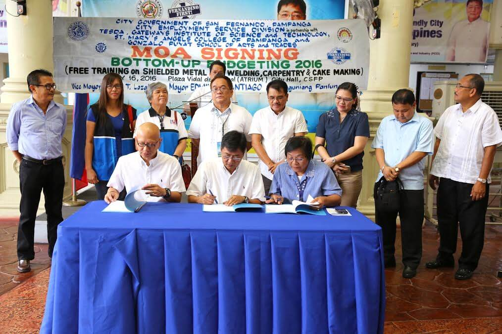 CSF, TESDA Inks Agreement For Skills Trainings