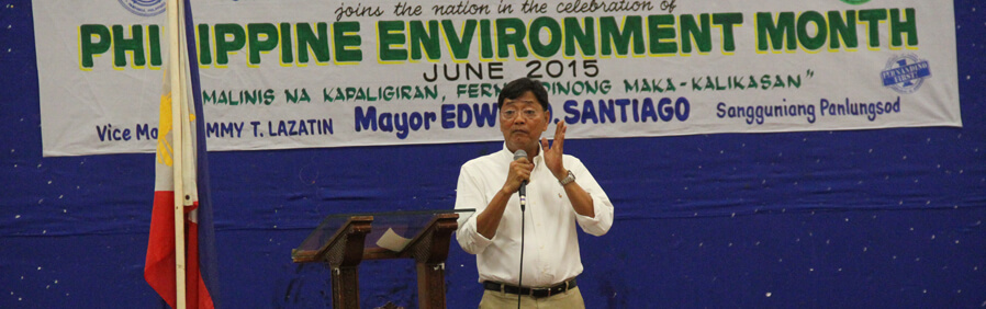 San Fernando Observes Philippine Environment Month