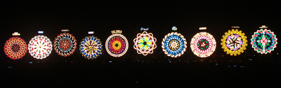 Barangay Dolores wins Giant Lantern competition