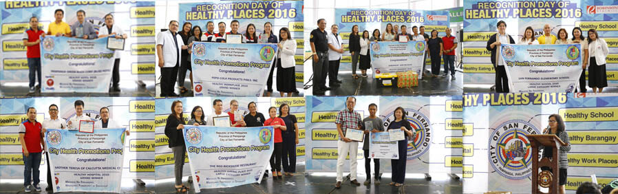 CSF Bares 'healthy Places' For 2016