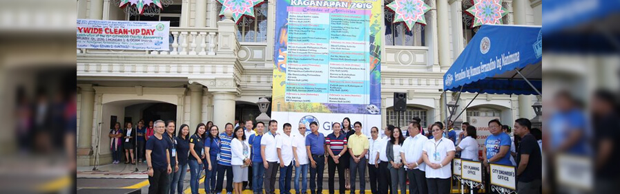 CSF Sets Schedule For 'Kaganapan 2016'
