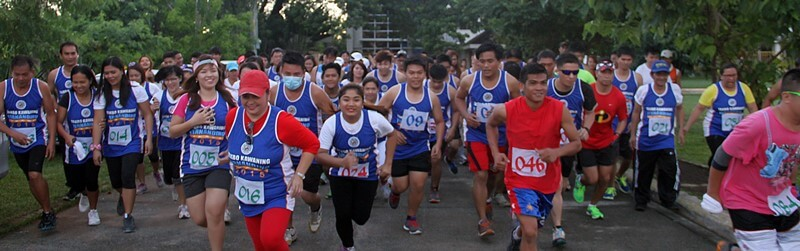 CSF Holds Fun Run