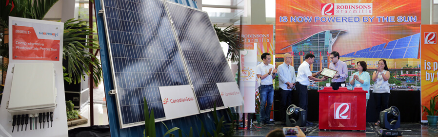 World's Largest Solar-powered Facility Inaugurated In CSF
