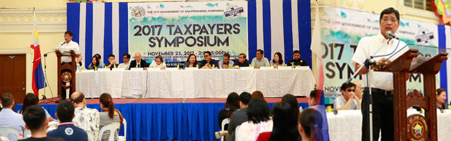CSF holds Taxpayers Symposium