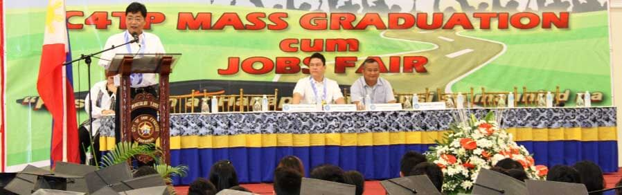 tesda benefit Through joint efforts between the technical education and skills development authority (tesda) and the department of social welfare and development (dswd), a cash-for-training (c4tp) mass graduation cum jobs fair for 1,022 beneficiaries was held at heroes hall on september 25.